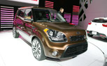 2012 Kia Soul Updated With More Powerful and Efficient Engines, LED Lights [New York 2011]