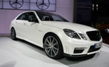 New York 2011: 2012 Mercedes E63 AMG Gets Bi-turbo V8 With Nearly 600 Lb-Ft of Torque