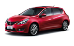 2012 Nissan Versa Revealed as Tiida at Shanghai Auto Show; Turbo Model to Follow