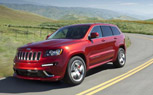 2012 Jeep Grand Cherokee SRT8 Revealed [New York Auto Show Preview]