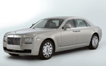 Rolls-Royce Ghost Extended Wheelbase Adds 6.7 More Inches of Opulence