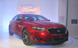 New York 2011: 2013 Ford Taurus Revealed… With A 4-Cylinder?