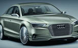 Audi A3 eTron Concept is Believable, Quick and a Hybrid