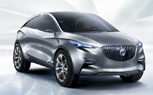 Buick Envision SUV Concept Revealed With Plug-In Hybrid Drive, AWD