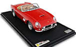 1960 Ferrari 250 California Spyder SWB 1:8 Scale Model Gets Exotic Price Tag