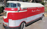 GM Futurliner Bus Up for Auction; Own a Piece of Americana