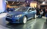 2012 Subaru Impreza Video: First Look at Subie's 36-MPG Compact