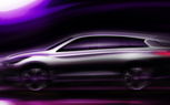 Infiniti JX Crossover Announced as 3-Row Luxury Family Hauler with Style