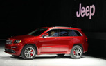 Jeep Grand Cherokee SRT8 Video: First Look at the Most Powerful Jeep Ever