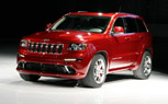 New York 2011: Jeep Grand Cherokee SRT8 Delivers Sports Car Stats in an SUV Package