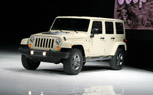 New York 2011: Jeep Wrangler Mojave Special Edition Revealed With Desert Style