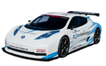 Nissan Leaf NISMO RC Race Car Revealed Ahead of NY Auto Show