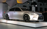 New York 2011: Lexus LF-Gh Concept Previews Next GS, Brand's Design Direction