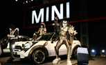 MINI Teams Up With KISS for Charity; Announces 'MINI Rocks the Rivals' Tour [NYAS]