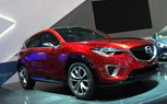 Mazda CX-5 Confirmed as Official Name of Minagi Concept