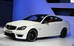 Mercedes C63 AMG Coupe Video: First Look from the New York Auto Show
