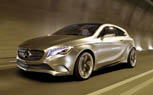 Mercedes A-Class Concept to Spawn 350-hp AMG Hot Hatch