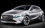 Mercedes A-Class Concept: a Dual-Clutch Turbo Hatch We Might Actually Get [NY Auto Show Preview]