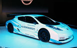 Nissan Leaf NISMO RC Video: First Look at Electric Race Car Concept