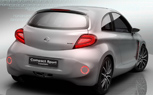 Nissan Compact Sport Concept Previews Turbocharged Hot Hatch