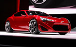 Scion FR-S Redefines Sex Appeal [2011 NYAS] VIDEO