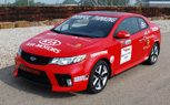 Targa Newfoundland Kia Forte Being Auctioned for Charity