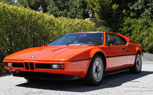 BMW M1 For Sale on eBay, 30 Years Old But 'Like New'