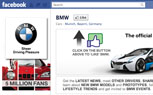 BMW Tops 5 Million 'Likes' on Facebook; Retains Strong Lead on Rivals