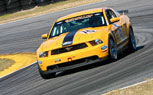 Ford Boss 302R Mustang Takes Win at Barber