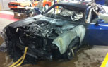 Dodge Challenger Catches Fire On Assembly Line