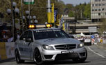 Mercedes C63 AMG Officially DTM's Safety Car
