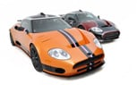 Spyker C8 Laviolette Special Edition Announced for China