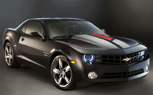 Chevy Camaro 45th Anniversary Edition Revealed With More Powerful V6