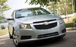 Chevrolet Cruze Recalled Due To Steering Defect