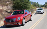 2012 Cadillac CTS 3.6L Will No Longer Get Manual Transmission