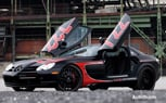 Mercedes SLR 'Black Arrow' by Edo Competition Makes 722-hp, Lets You Know it