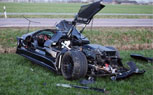 Gumpert Apollo Wrecked By 20-Year Old In Germany