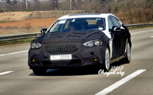 Kia K9 Hyundai Genesis-Twin Spied Testing in Korea