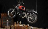 Steve McQueen's Husqvarna Dirt Bike Up For Auction