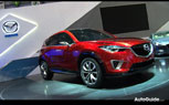 Mazda CX-5 Confirmed For Spring 2012, Mazda3 To Get 40 MPG, Diesel Confirmed