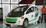 New York 2011: Mitsubishi i Electric Car Priced At $20,490