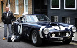 Caracalla Luggage Collection Salutes Sir Stirling Moss And His 1961 Ferrari 250 SWB