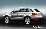 Audi Q3 Sketches Released