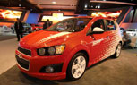 New York 2011: Chevrolet Sonic Z-Spec Live Photos