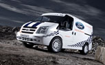 Ford Unveils Super-Fast Transit SuperSportVan