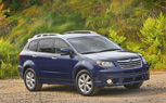 Subaru To Cut Production Of Legacy, Outback, Tribeca Due To Parts Shortage
