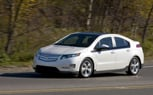 Chevrolet Volt Wins World Green Car Of The Year Award