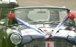 Prince William's Aston Martin DB6 Runs On E85 Made From Wine
