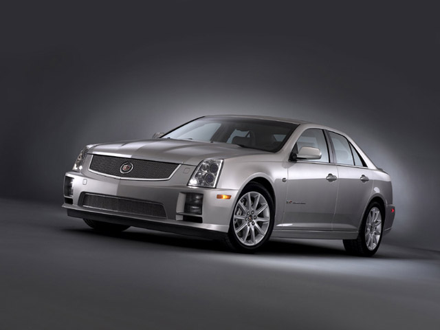 Last Cadillac STS Drives Off the Line as Lansing Plant Gears-Up for New Model