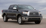 Toyota Tundra Recalled for Faulty Tire Pressure Monitor
